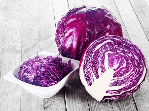 7 Surprising Health Benefits Of Red Cabbage You Didn't Know