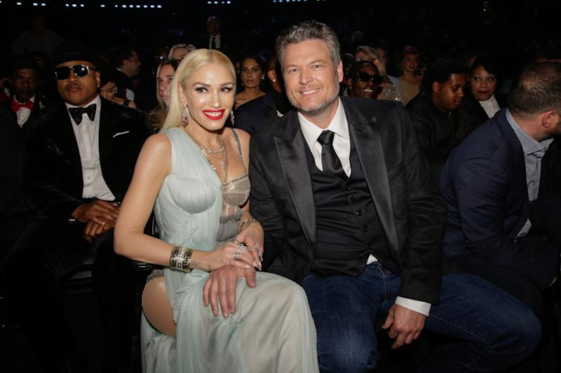 Gwen Stefani Is Styling Blake Shelton's New Mullet
