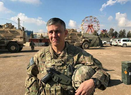 Top US commander admits coalition role in Mosul blast