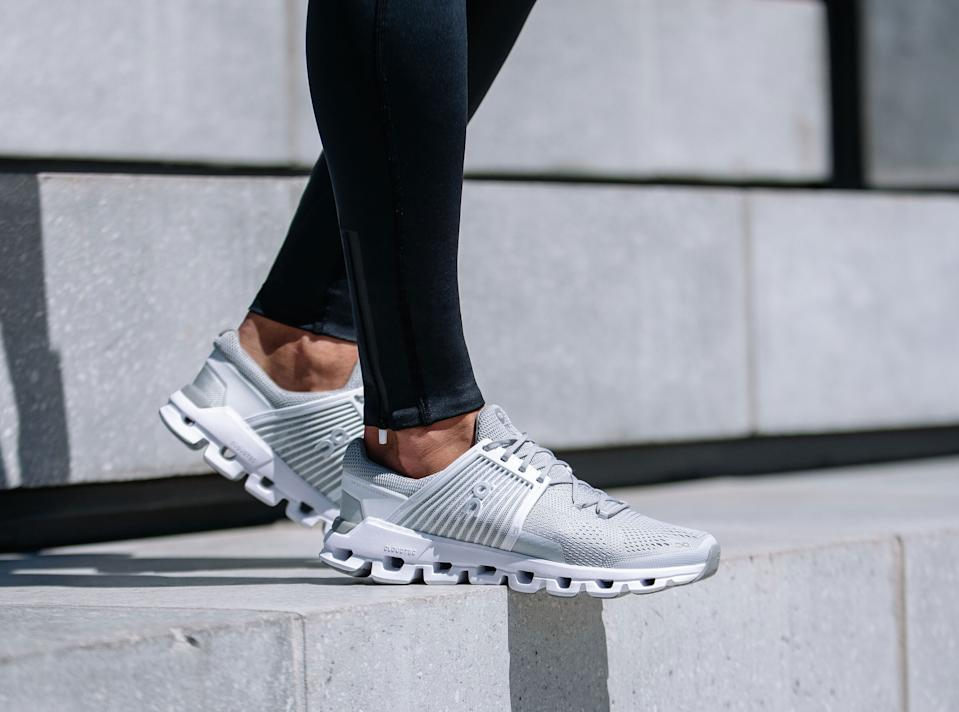 on cloud gym shoes