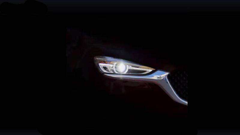 Mazda Teaser Suggests Something Big Coming For New York Auto Show - New york car show 2018