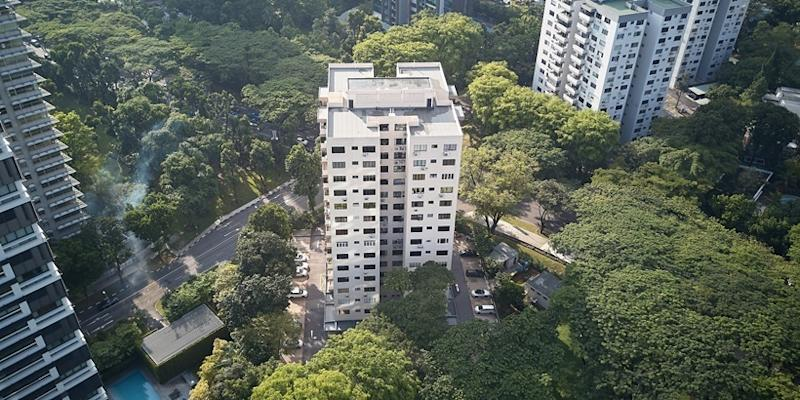 <p><img/></p>Park House, a freehold 60-unit development at 21 Orchard Boulevard has been sold for $375.5 million, which works out to...