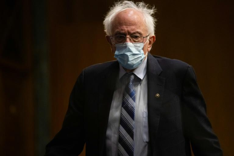 Senator Bernie Sanders says Democrats have the votes to pass a huge Covid relief bill without Republican support