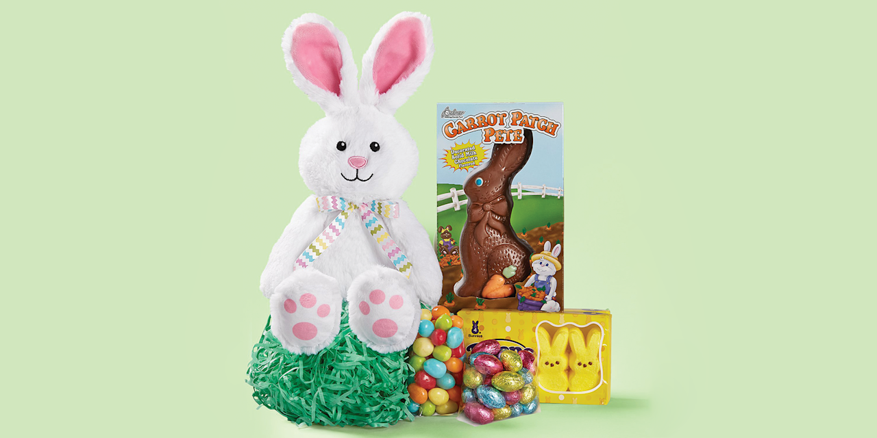 """<p>So, you're still getting over the stress of last year's Christmas shopping. We get it. Come Easter, forget worrying about finding the right filling, candy, and toys for <a href=""""https://www.goodhousekeeping.com/holidays/easter-ideas/g480/easter-basket-crafts/"""" target=""""_blank"""">Easter baskets</a> and take the easy (and <em>way</em> less stressful) route by picking up one of these  pre-made Easter baskets instead. Just because you're letting Harry & David, Williams-Sonoma, Amazon, and other retailers pick what goes inside, it doesn't mean that these bunny-approved baskets are any less personal: Some of these options even let you customize the basket lining with your loved one's favorite color, first name, or initials. And if you want to take the customization even further, then spruce up these ready-made baskets with <a href=""""https://www.goodhousekeeping.com/holidays/easter-ideas/g26588643/best-easter-basket-stuffers/"""" target=""""_blank"""">affordable stuffers and toys</a> for adults, babies, and everyone in between. </p><p>Now that you're letting the Easter bunny (a.k.a. your online store of choice) completely handle your family's baskets this year, you'll have more time left to <a href=""""https://www.goodhousekeeping.com/holidays/easter-ideas/g2217/easter-decorations/"""" target=""""_blank"""">craft a centerpiece</a>, <a href=""""https://www.goodhousekeeping.com/holidays/easter-ideas/g26809936/diy-easter-tree-ideas/"""" target=""""_blank"""">decorate an Easter tree</a>, and whip up a delicious <a href=""""https://www.goodhousekeeping.com/holidays/easter-ideas/g2353/easter-dinner-menus/"""" target=""""_blank"""">holiday dinner.</a> </p>"""
