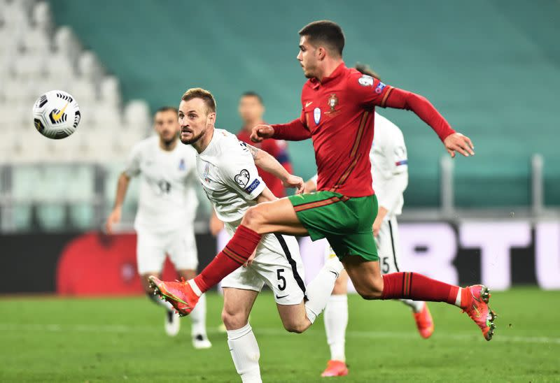 World Cup Qualifiers Europe - Group A - Portugal v Azerbaijan