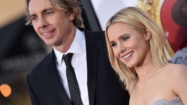 PHOTO: Dax Shepard and Kristen Bell arrive at the premiere of USA Pictures' 'The Boss,' March 28, 2016, in Westwood, Calif.  (Axelle/Bauer-Griffin/FilmMagic/Getty Images)