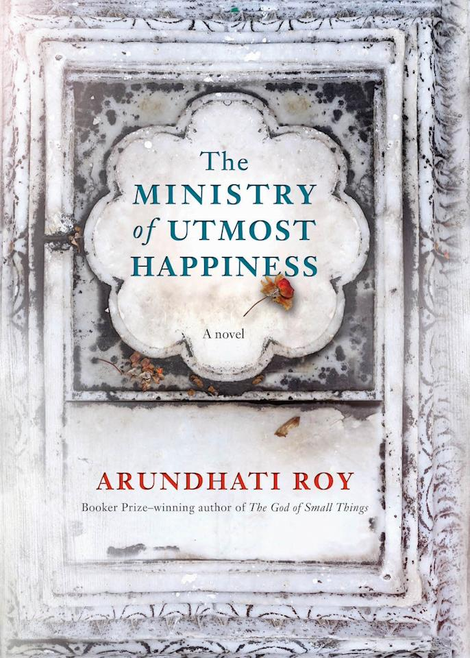 "<p>Arundhati Roy, the much-celebrated author of <strong>The God of Small Things</strong>, is back with a brand-new trip through the underbelly of India with <a rel=""nofollow"" href=""https://www.amazon.com/Ministry-Utmost-Happiness-novel/dp/1524733156""><strong>The Ministry of Utmost Happiness</strong></a>. From love to war to the bonds of family, his prose is thoroughly engrossing, and as the characters in the novel are brought together, it's almost impossible to put the book down.</p><p><em>Out June 6</em></p>"