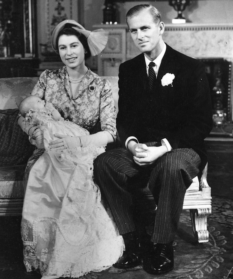 Queen Elizabeth (then Princess Elizabeth) and Prince Philip welcomed their second child (their first and only daughter), Princess Anne, on August 15, 1950.