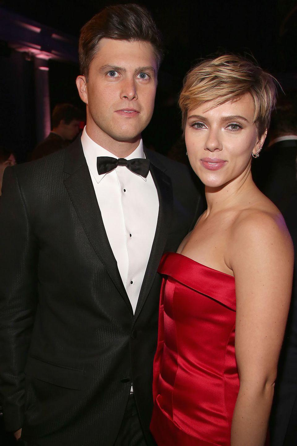 <p>Rumors that this couple were dating started in 2017. Maybe it's the whole looking alike thing that first sparked their interest.</p>