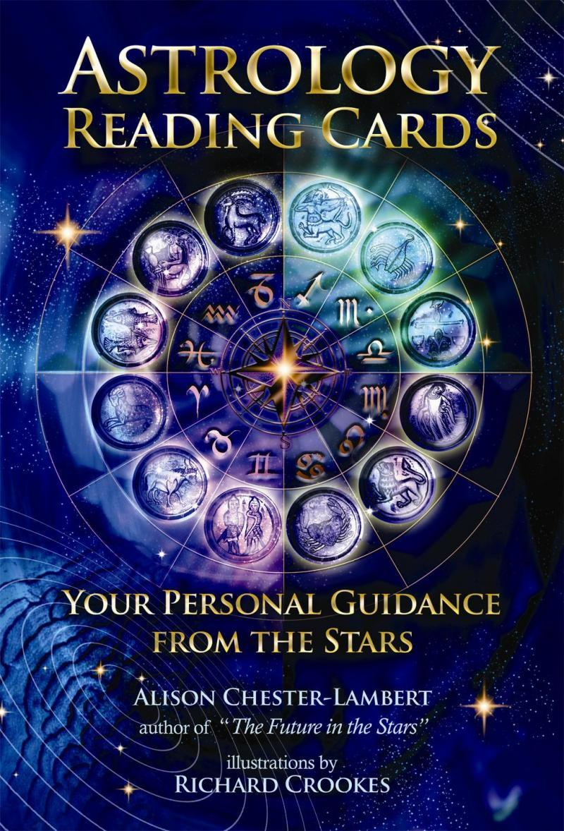 Astrology Reading Cards (Photo via Amazon)