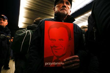 Donald Tusk Slams Poland Intelligence Probe As 'Witch Hunt'