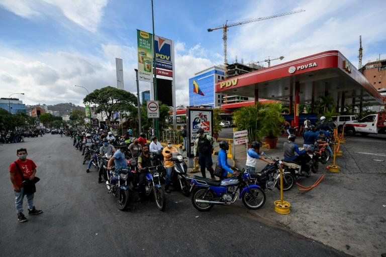 The fuel from Iran comes at a time when the shortage of gasoline, chronic for years in parts Venezuela, has worsened in the midst of the COVID-19 pandemic