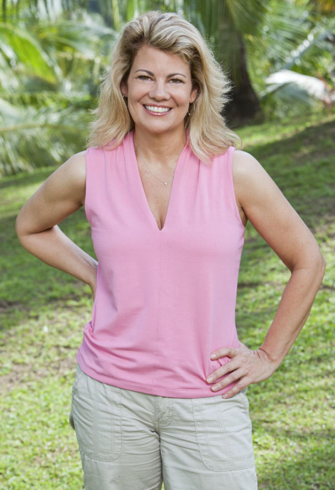 "<b>Lisa Whelchel</b><br> <b>Age: </b> 49<br> <b>Current Residence: </b> Dallas, Texas<br> <b>Occupation: </b> Former TV Teen Star, ""The Facts of Life""<br> <b>Tribe: </b> Tandang"