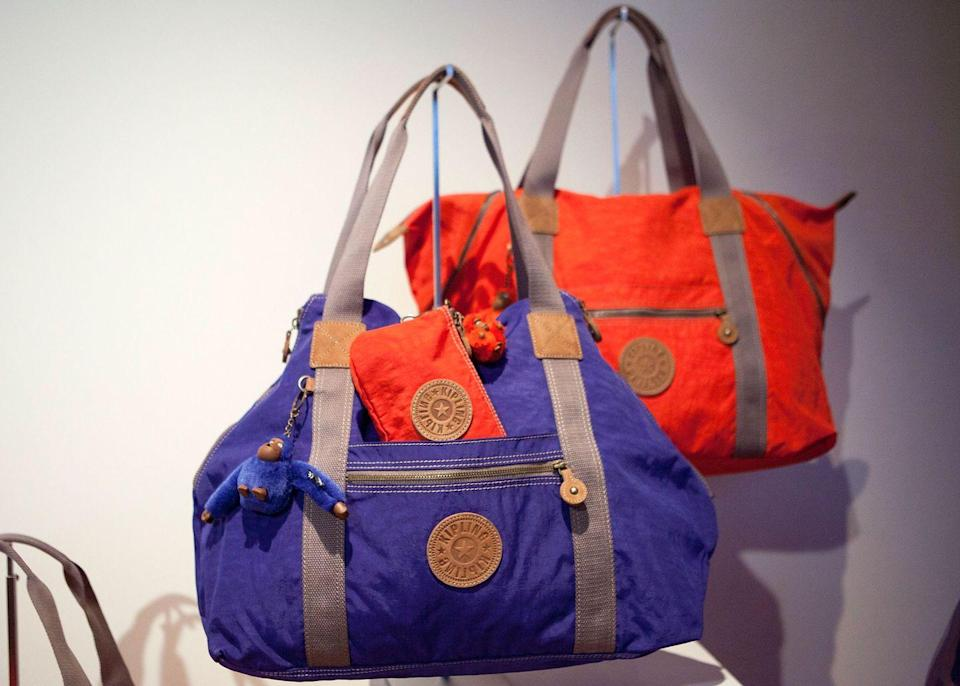 <p>Nothing brings back the nostalgia of the aughts like a Kipling bag—they were durable, colorful, and even came with a fuzzy monkey keychain. What's not to love? </p>