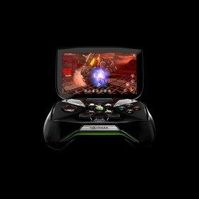 NVIDIA's Project SHIELD is a gaming portable for open platforms, designed for gamers who yearn to play when, where and how they want. As a pure Android device, it gives access to any game on Google Play. As a wireless receiver and controller, it can stream games from a PC powered by NVIDIA GeForce GTX GPUs. Click here for high-resolution version