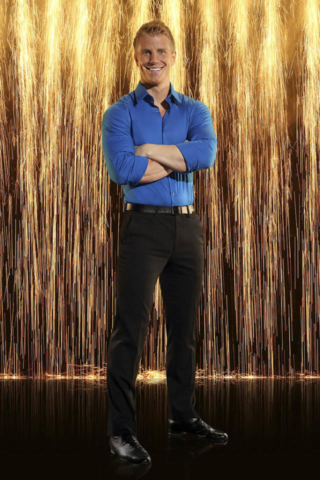 "The Bachelor's Sean Lowe partners with Peta Murgatroyd on ""Dancing With the Stars"" Season 16, premiering March 18 on ABC."