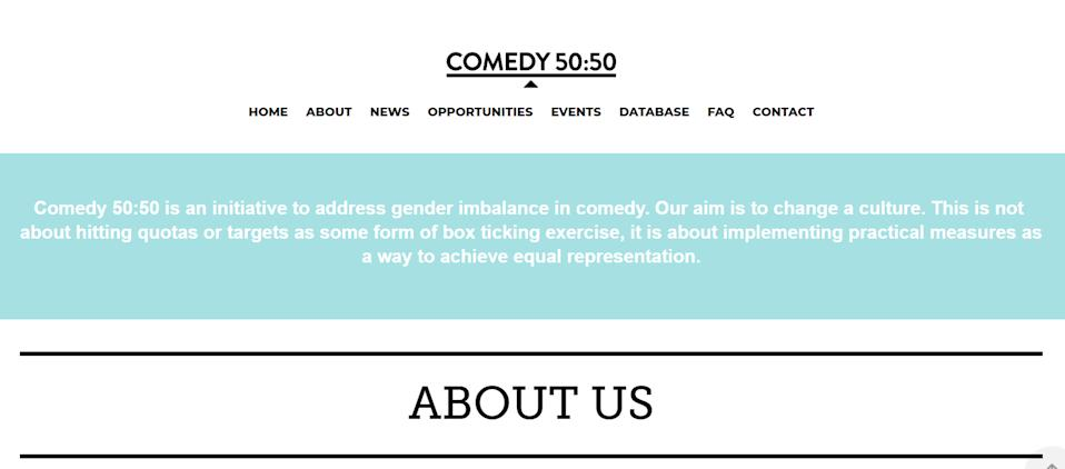 """Saskia Schuster has launched the 'Comedy 50:50' initiative to """"address gender imbalance"""" in TV comedy."""