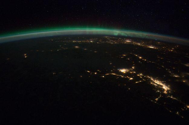 Space station flyover of Aurora Borealis produces stunning NASA video