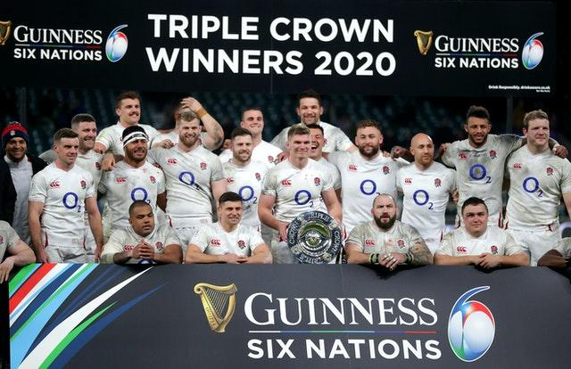 England players selected for the Lions tour face an arduous year