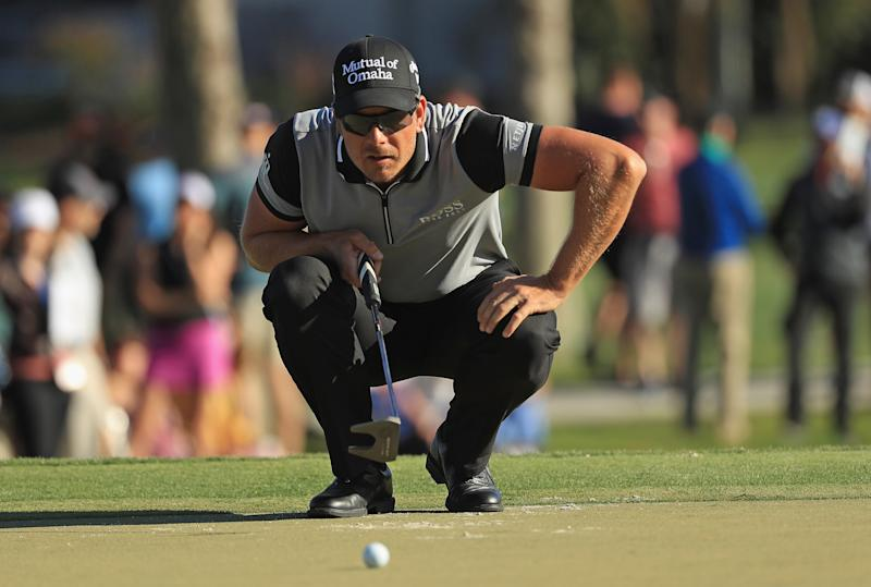 Stenson shares lead with DeChambeau at Bay Hill