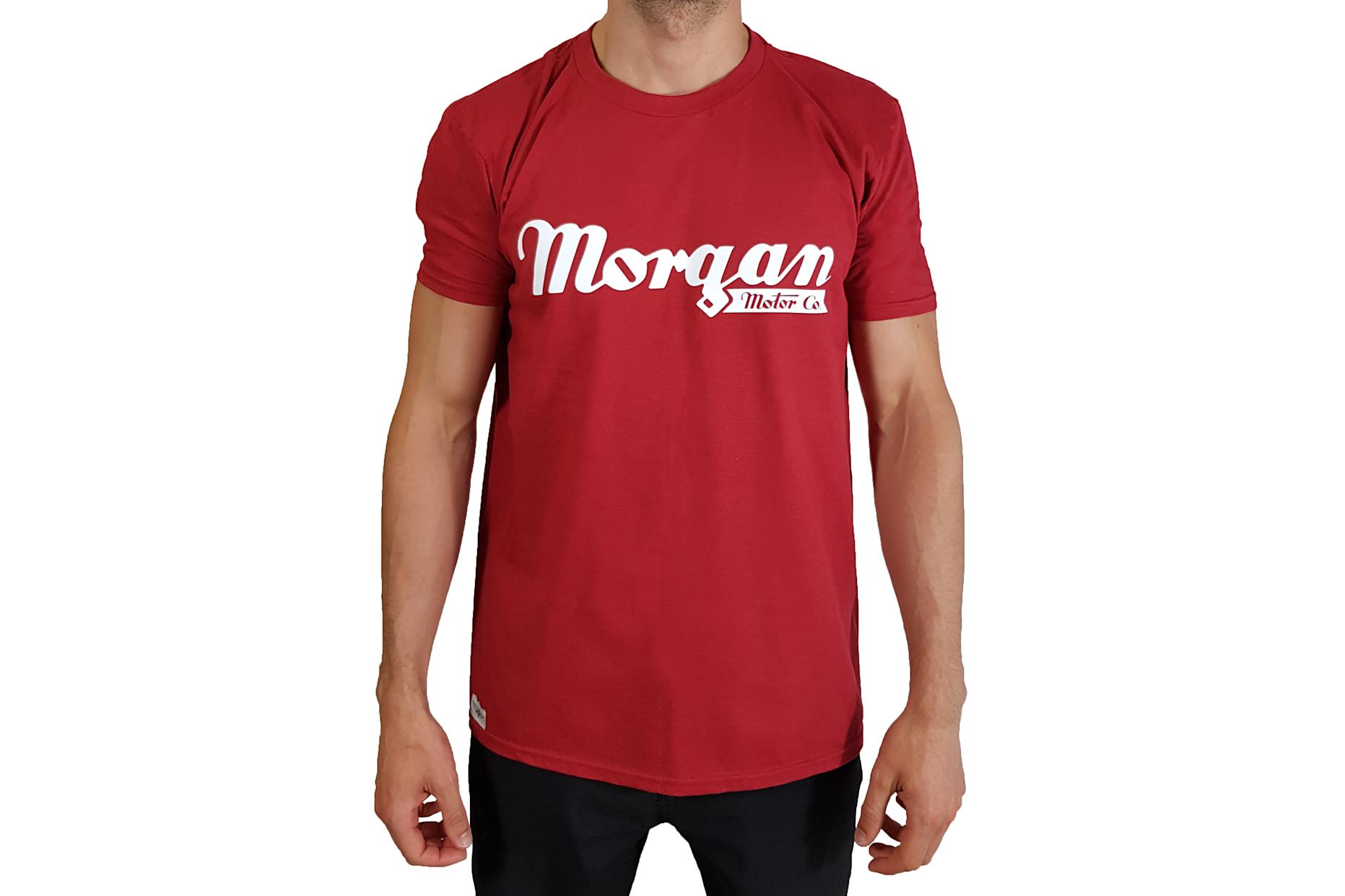 Morgan's retro t-shirt design will appeal to many