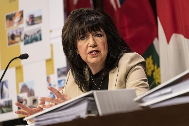 Ontario overestimated cost of services to irregular border crossers, AG finds