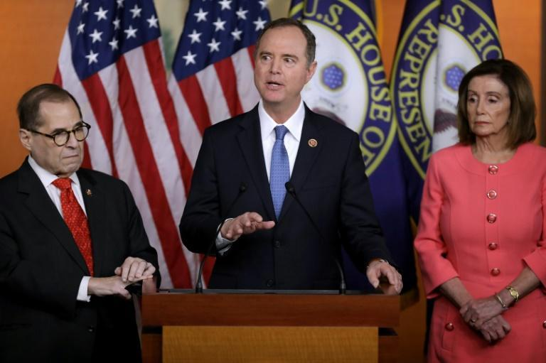 Adam Schiff, chairman of the House Intelligence Committee, is serving as the lead House prosecutor in the Senate impeachment trial of President Donald Trump