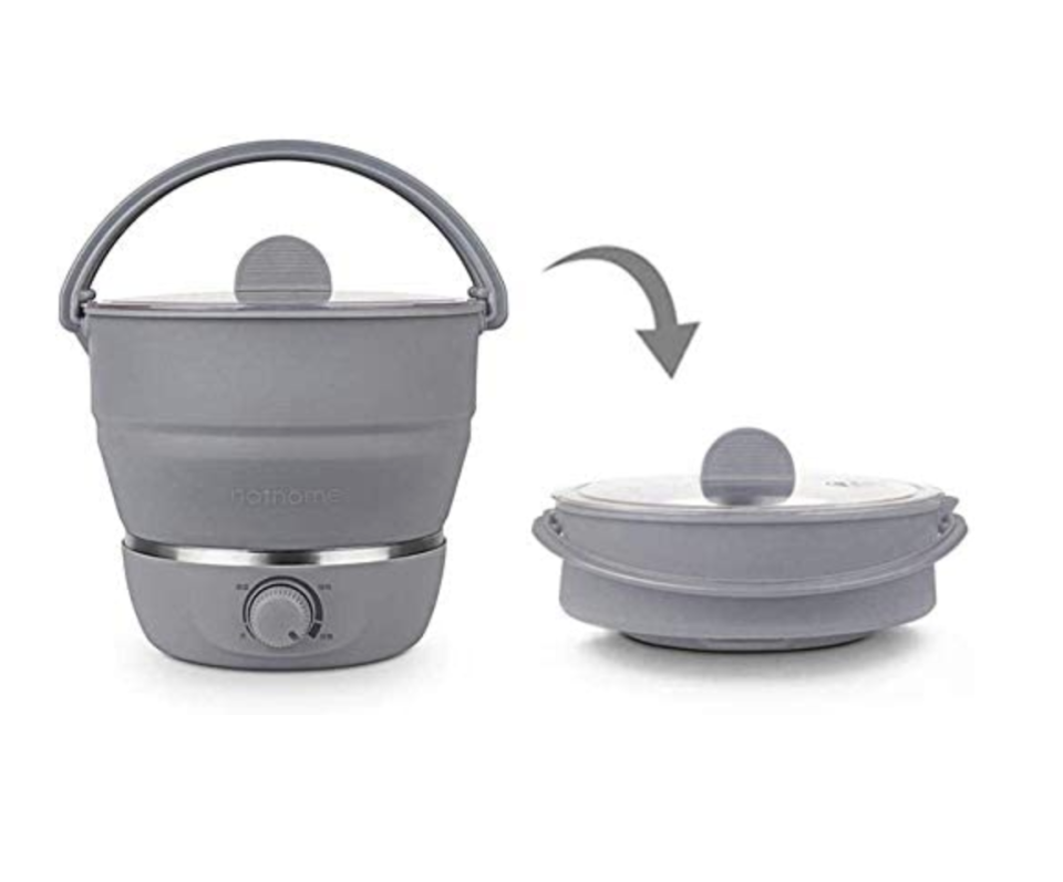 Electric Foldable Pot Cooker. (PHOTO: Amazon)