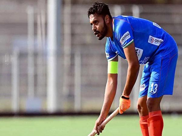 Harmanpreet Singh (Photo/ Hockey India website)