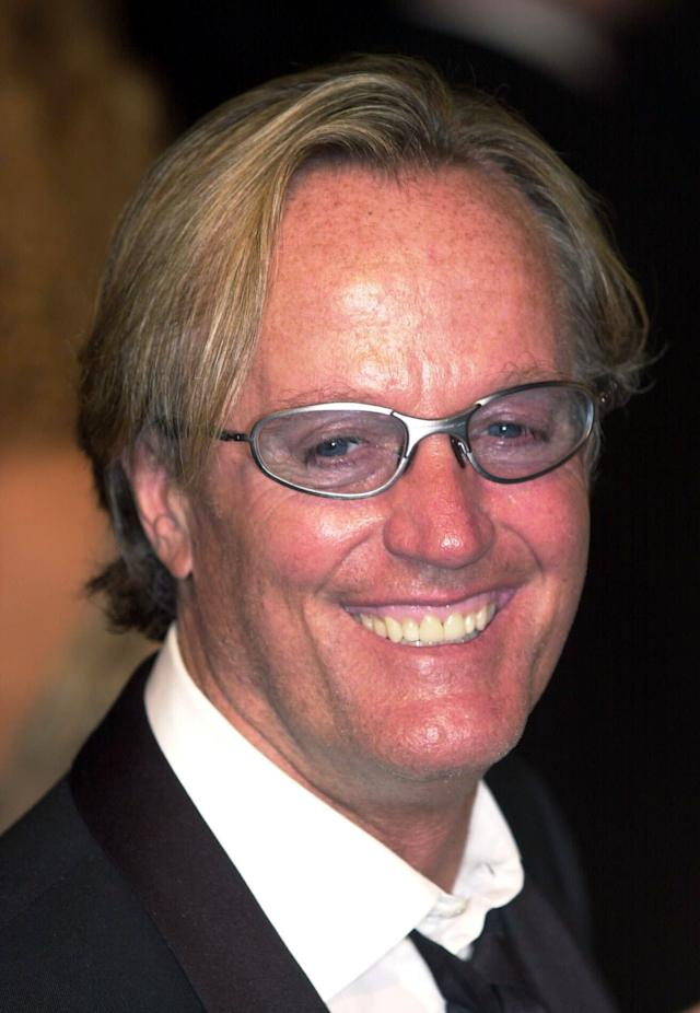 <strong>Peter Fonda (1940-2019)</strong><br>Peter was best known for his role in Easy Rider, and was the brother of Hollywood star Jane Fonda. He died after being diagnosed with lung cancer.&nbsp;