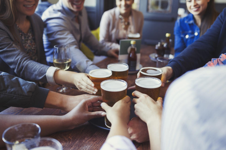 Rates of death from cirrhosis increased by 65 percent, and liver cancer deaths doubled, in the U.S. from 1999 to 2016. Researchers say that's fueled by a rise in alcohol abuse. (Photo: Getty Images)