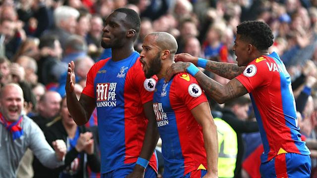 Crystal Palace pulled off a fine comeback to record a 2-2 draw against Leicester City after going two goals down early in the second half.