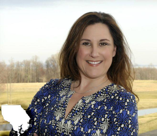 Maryland Del. Mary Ann Lisanti (D-Harford) is accused of using a racial slur to describe majority-black Prince George's County. (Photo: Facebook)