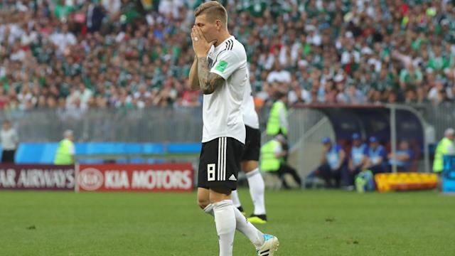 Germany suffered defeat in their World Cup opener, but Philipp Lahm backed Joachim Low's men.
