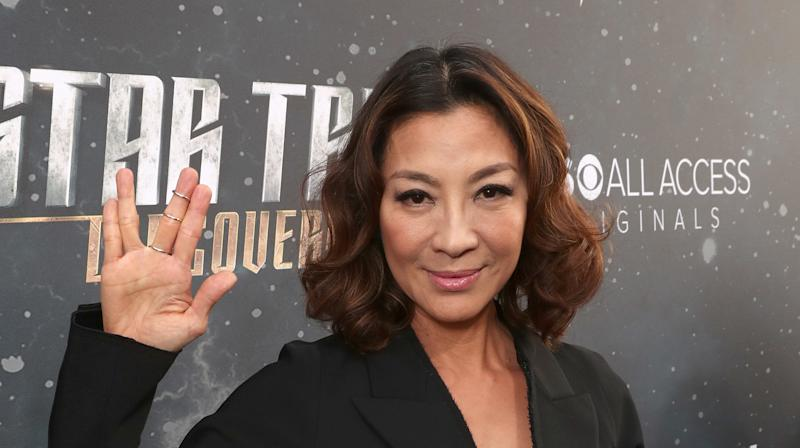 'Star Trek' Actress Would Use 'Years Of Martial Arts Training' On Harvey Weinstein