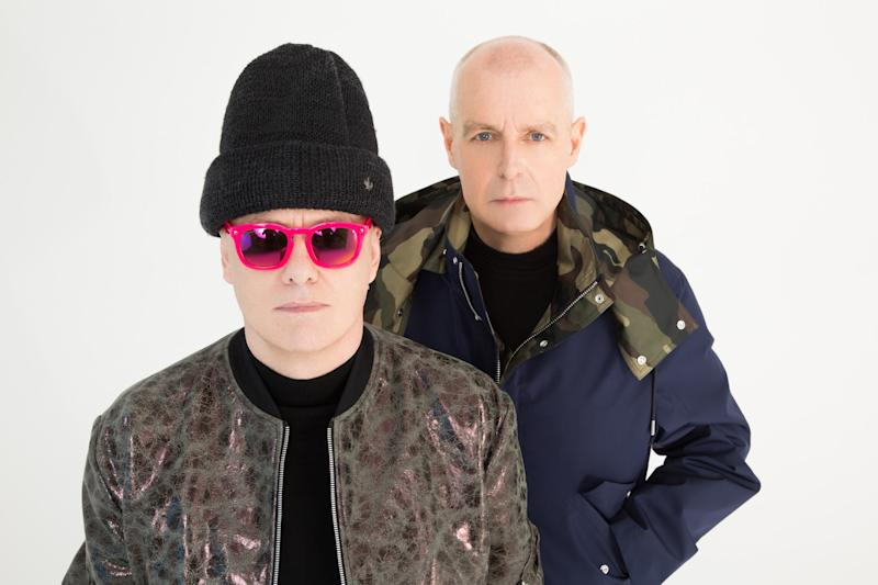 Konzert: Pet Shop Boys live in Berlin 2017 - Tickets, Termin & Show