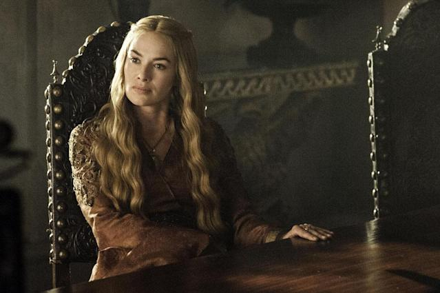 """Lena Headey in the """"Game of Thrones"""" Season 3 episode, """"Kissed by Fire."""""""
