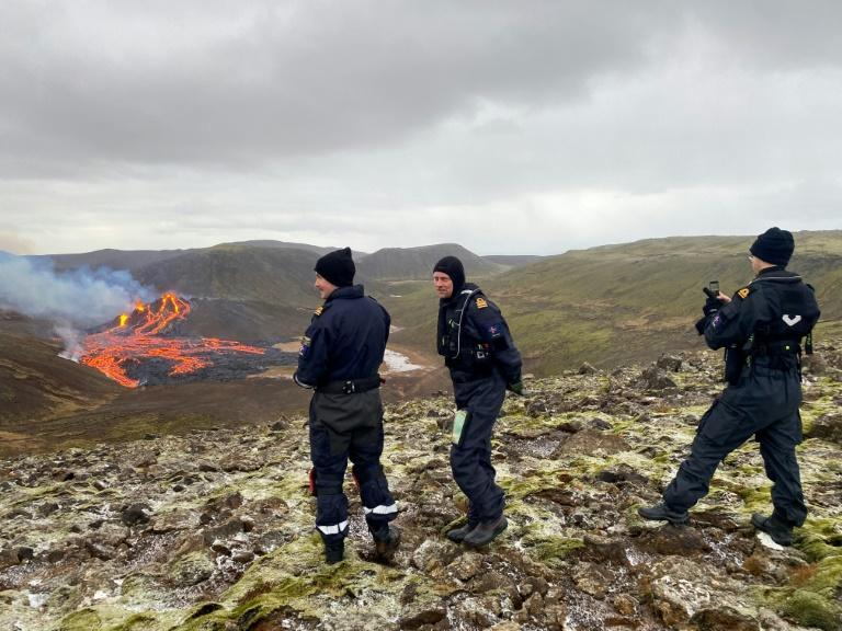 Iceland has 32 volcanic systems currently considered active, the highest number in Europe