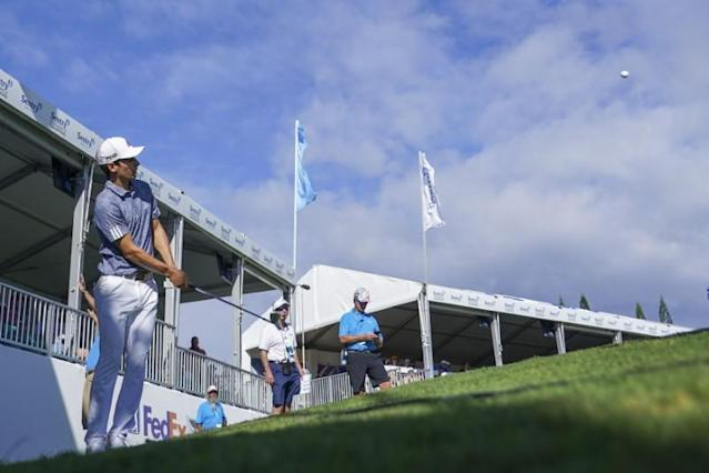 PGA: Sentry Tournament of Champions - First Round