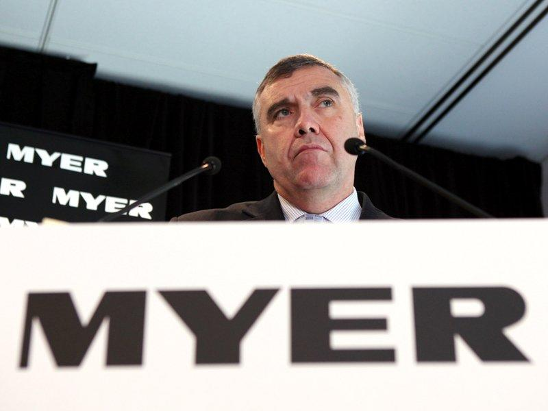 Myer CEO calls for Dec rate cut
