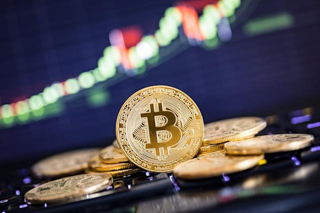 Bitcoin caused a craze in the second half of 2017, but it's price might have become more useful for stock market investors in recent months, say analysts at Morgan Stanley.