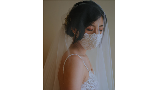 Where to Buy Bridal Masks and Occasion Wear Face Masks in Singapore