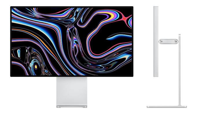 Apple are selling their Mac Pro stand for a staggering $999 (Apple)