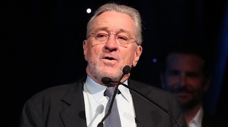 Robert De Niro Again Tears Into 'Idiot' Donald Trump, And Vows Not To Stop