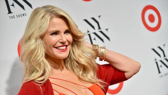 NEW YORK, NY - SEPTEMBER 06: Model Christie Brinkley attends Target + IMG's NYFW kickoff at The Park at Moynihan Station on September 6, 2017 in New York City. (Photo by Mike Coppola/Getty Images)