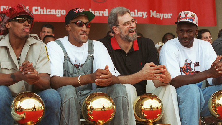 The 1995-1998 Bulls belong on the list of 10 greatest lineups in ...