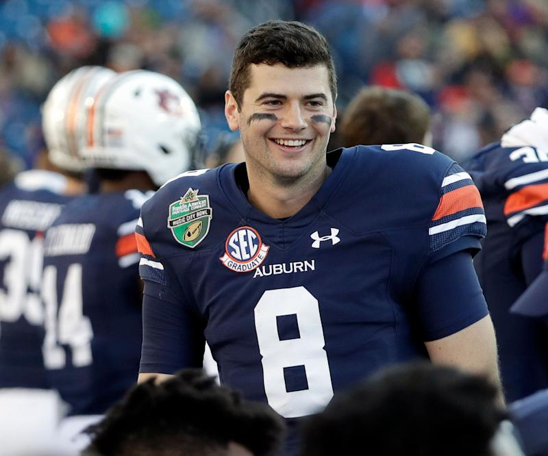 3 things Patriots fans should know about QB Jarrett Stidham