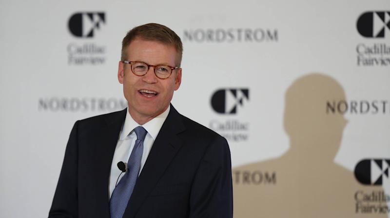 Blake Nordstrom, Co-President of Luxury Department Store Nordstrom's, Is Dead at 58