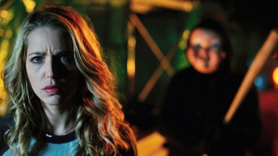 Jessica Rothe in Happy Death Day, 2017.