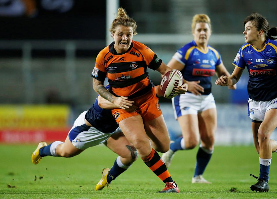 This year's Women's Rugby League World Cup could be the perfect springboard for the game